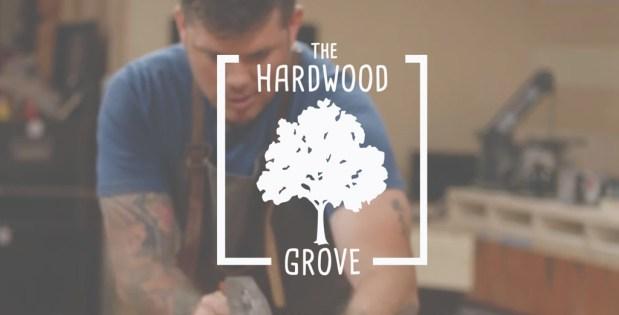 Hardwood Grove Logo