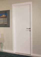 PT1 white door lines Λευκή πόρτα γραμμές Loft mylofteu