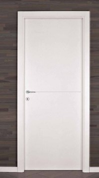 PT8 white door line Λευκή πόρτα γραμμή mylofteu