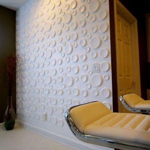 076- 3D wall panels