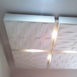 124- 3D wall panels