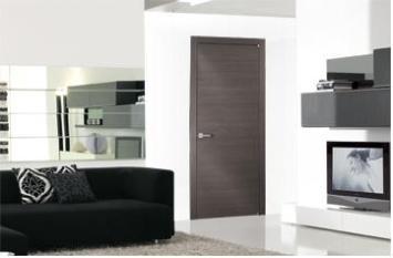 material grigio γκρι πόρτα ανάγλυφη μαγνητική κλειδαριά LOFT mylofteu