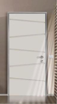 Cargo white Security door πόρτα ασφαλείας Loft mylofteu