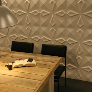 3D wallpaper crosses τρισδιάστατη ταπετσαρία Loft mylofteu