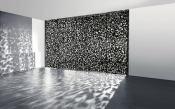ottanta black crystal door κρυστάλλινη πόρτα Loft mylofteu