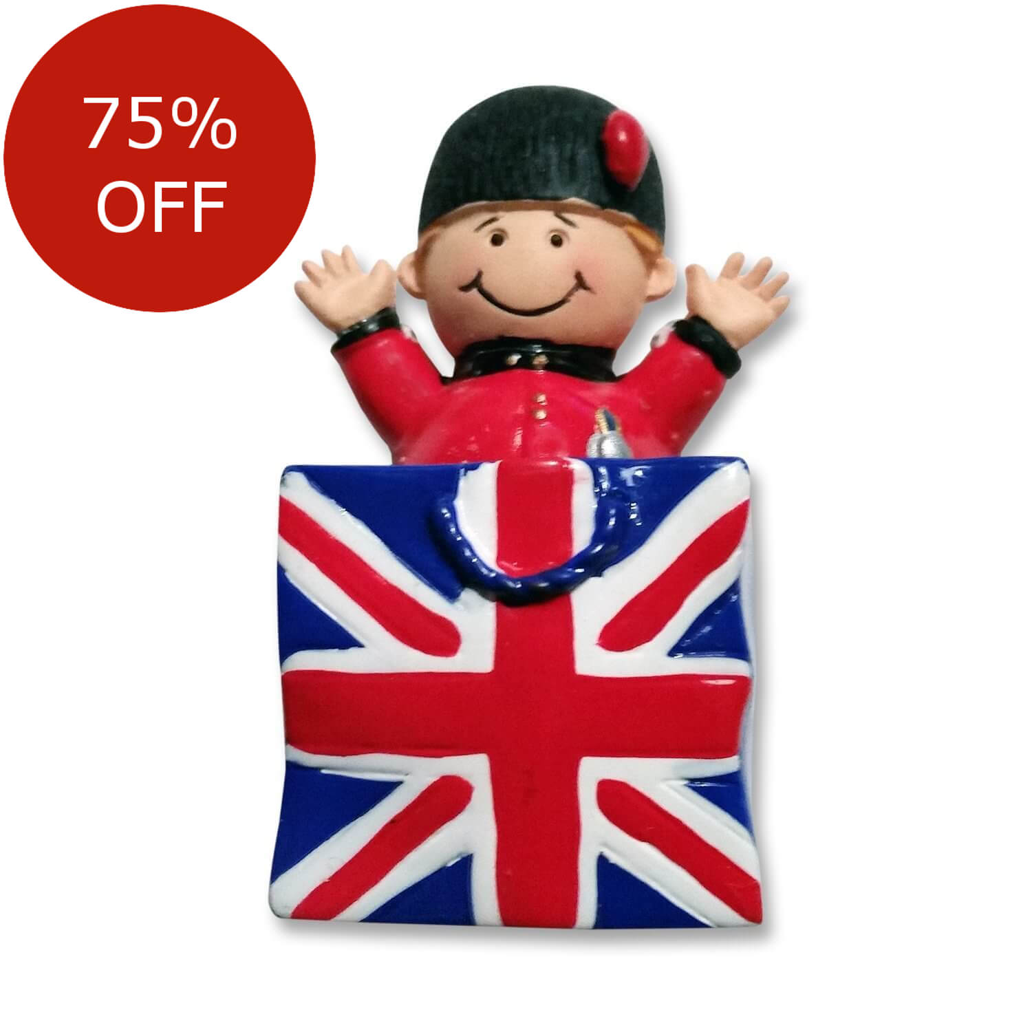 Royal Guard Union Jack Fridge Magnet Discount