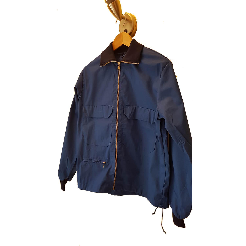 1960's Vintage Blue Sports Jacket