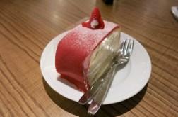 swedish dessert: princess cake