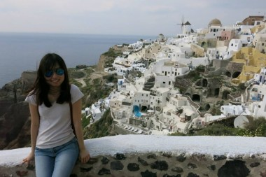 My favourite view in Oia