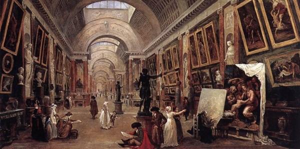 Картины Лувра смотреть с названиями и фото