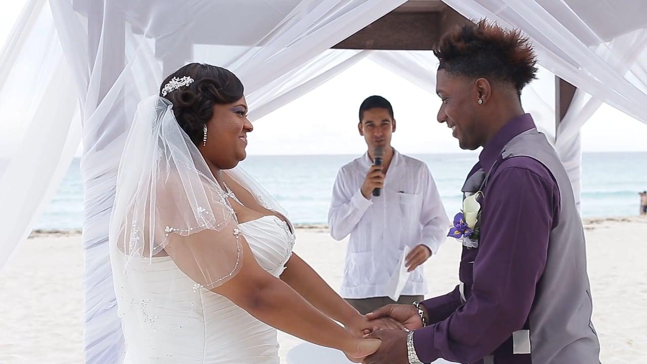 Hyatt Zilara Cancun Resort- Wedding Video