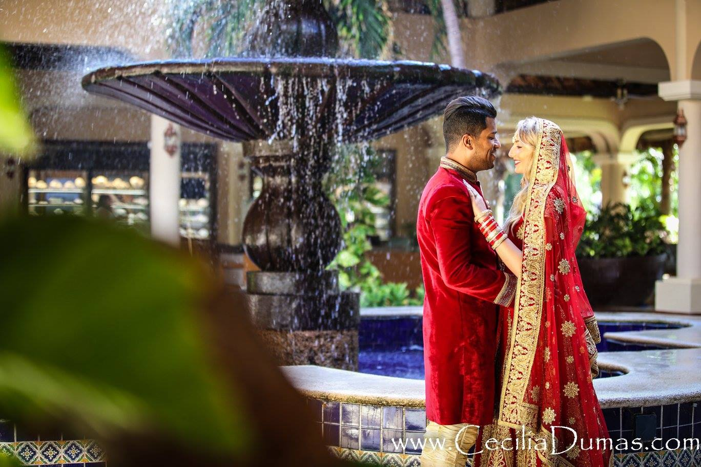 Grand Palladium Hindu Wedding – Two ceremonies, one wedding day (Highlight) – V+J