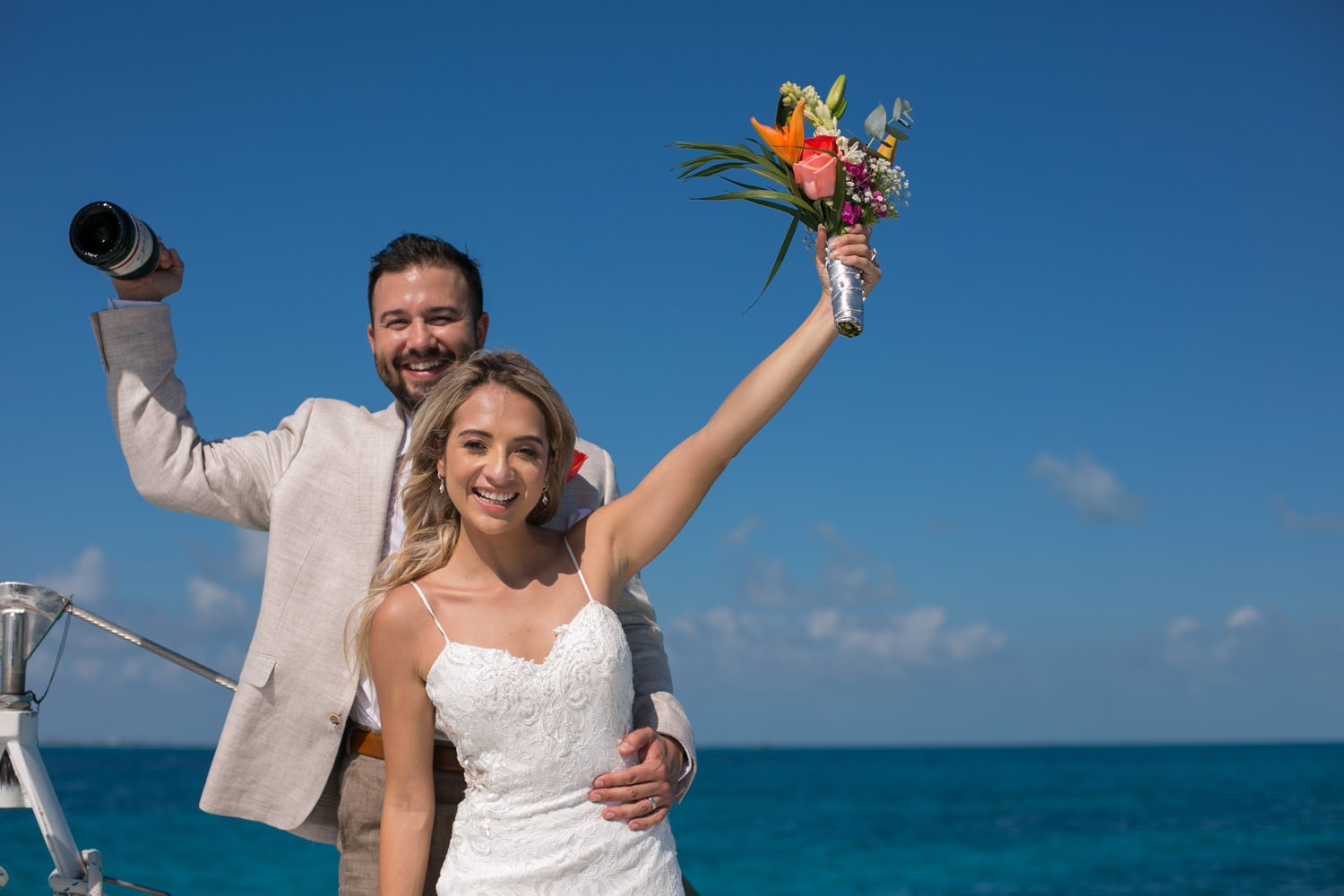 Destination Wedding - Isla Mujeres - Sea Weddings