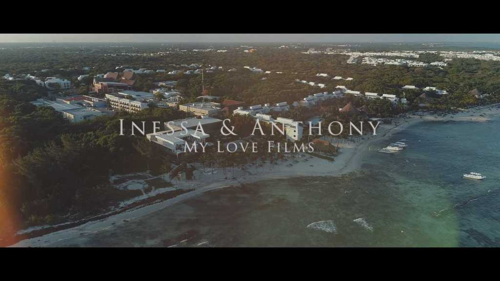 Sandos Caracol Eco Resort – Wedding Videographer – Inessa and Anthony
