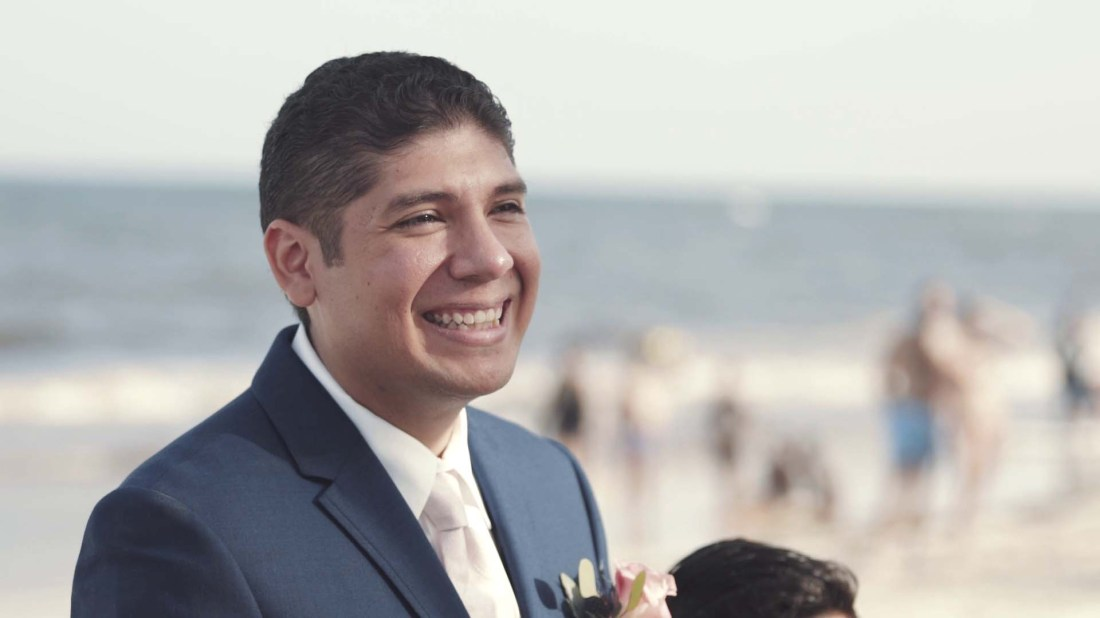Wedding day - Akiin Beach Club, Tulum - Wedding Videographer