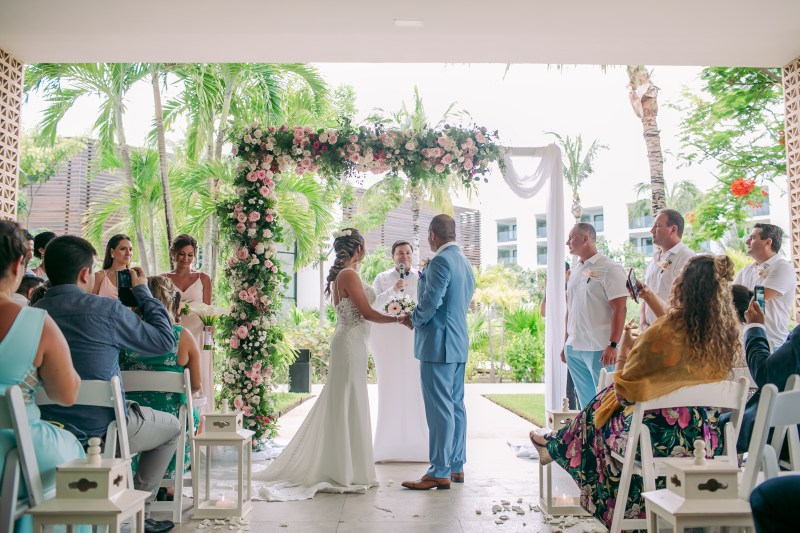 Finest Playa Mujeres Wedding video