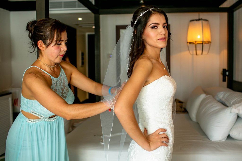 Wedding Dress Bride