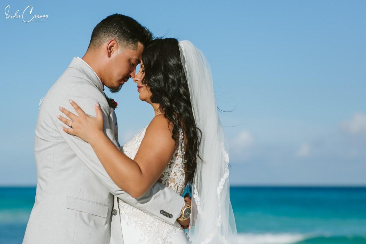 Mandala Beach Club Cancun Wedding