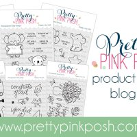 Pretty Pink Posh Product Release Blog Hop