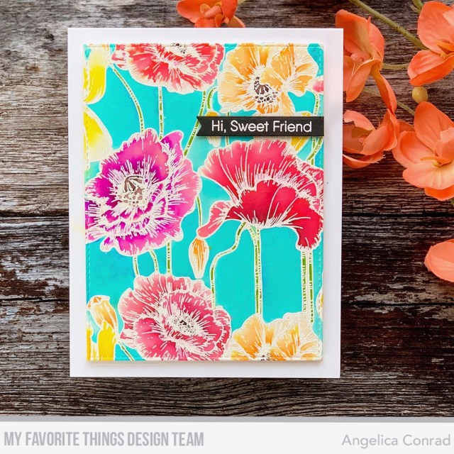 May19 Poppy Card Kit