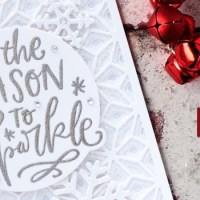 Honey Bee Stamps Season To Sparkle Blog Hop