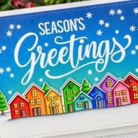 Sunny Studio Stamps: Season's Greetings