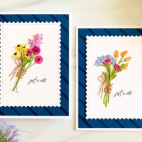The Greetery's Wildflower Mix Card Set