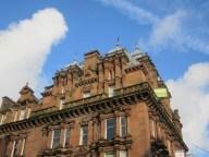 Building, Sauchiehall Street, Glasgow