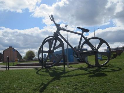 Giant's bike