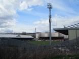 Firhill football stadium