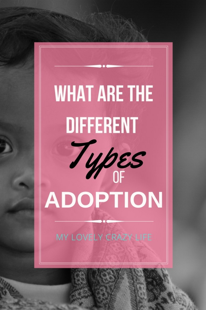 types of adoption