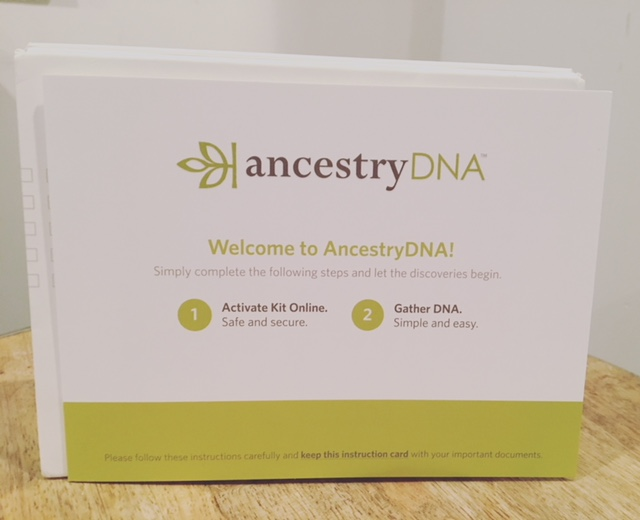 DNA Kit and Adoption