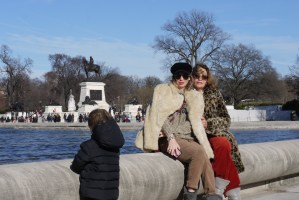 Alba Marina Otero fashion blogger from Mylovelypeople blog shares with you what means San Valentine for her and how special is her family