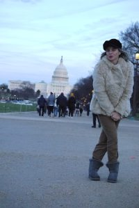 Alba Marina Otero fashion blogger from Mylovelypeople blog shares with you a brief history about Washington and some pics about her last trip to this amazing city