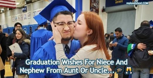 Graduation Wishes For Nephew