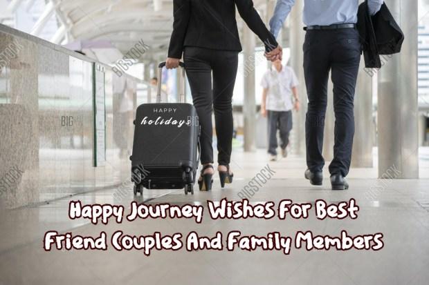Happy Journey Wishes