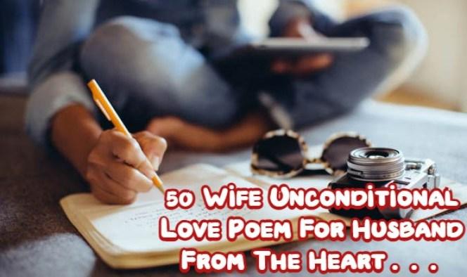 Love Poem For Husband
