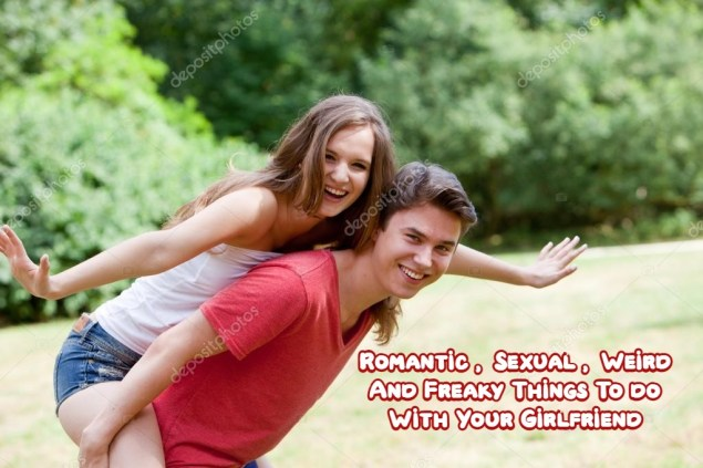 Things To do With Your Girlfriend
