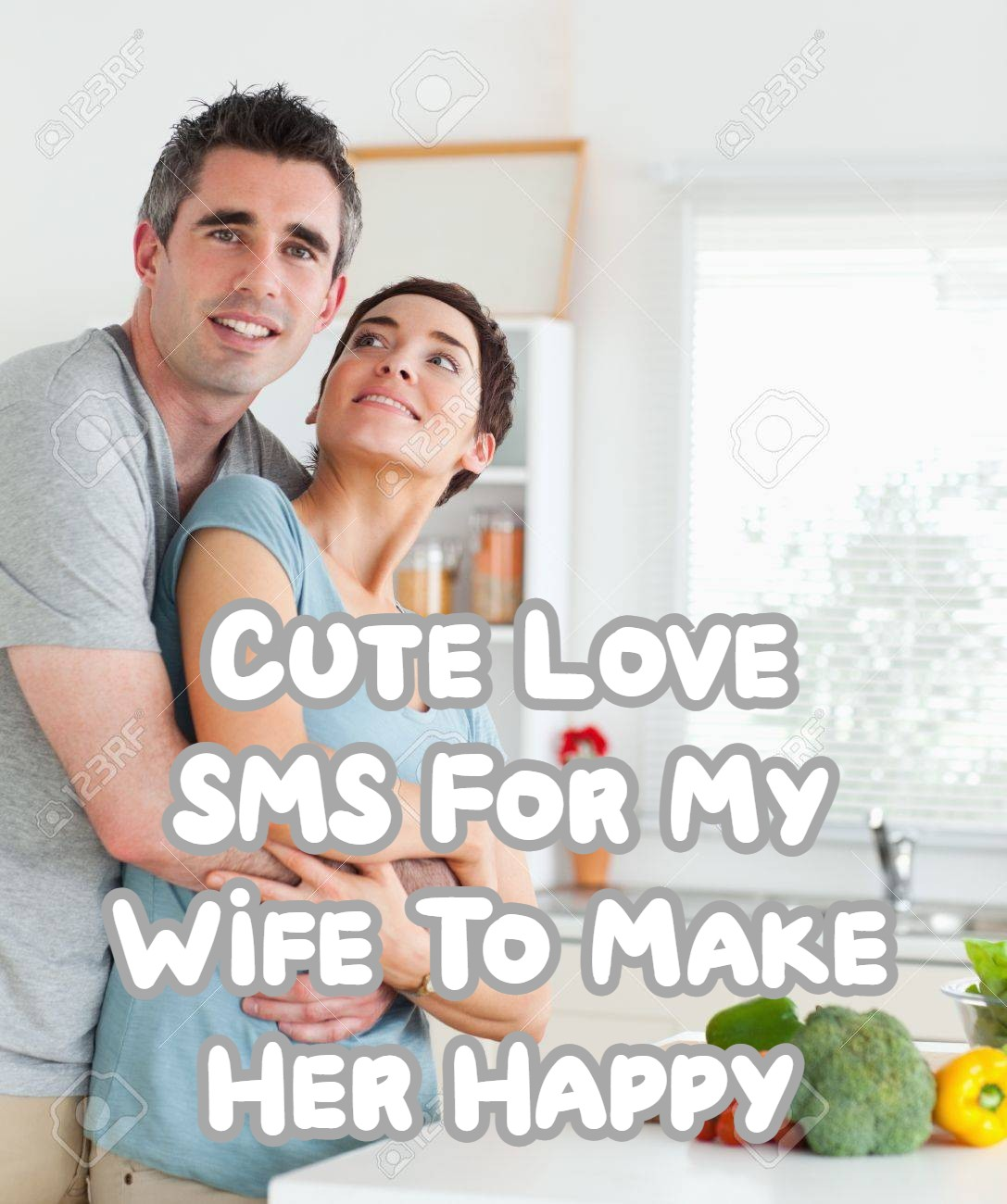 Love SMS For My Wife