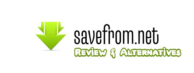 Savefrom Net Alternatives