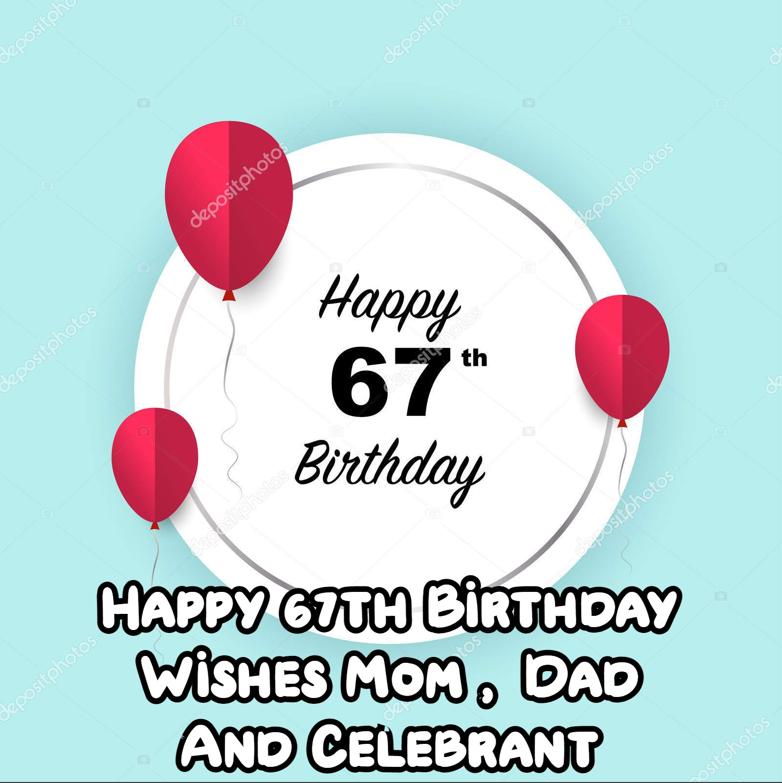 Happy 67th Birthday