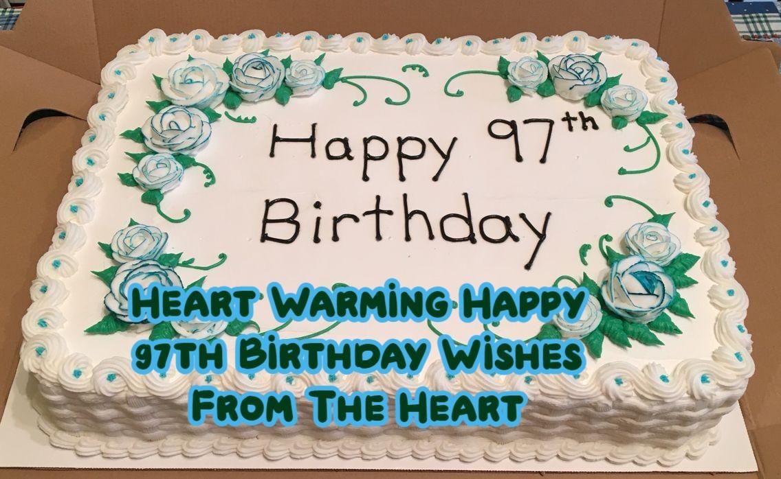 Happy 97th Birthday