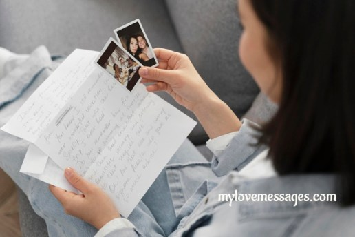 Letter of Hope and Love