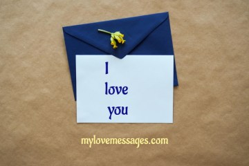 Distance Love Letters to My Future Wife 2021