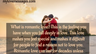 What Is Romantic Love? Find Answers