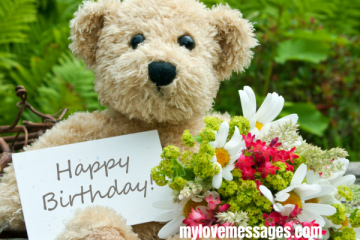 Emotional Heart Touching Birthday Wishes For Girlfriend