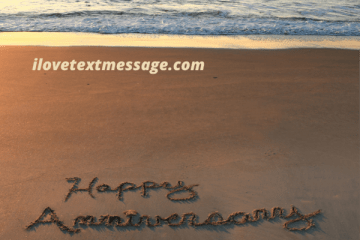 Captions for Anniversary Wishes