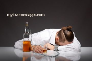 Alcohol Addiction Quotes And Caption for Instagram