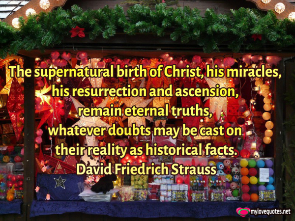 the supernatural birth of christ hist miracles his resurrection and ascension