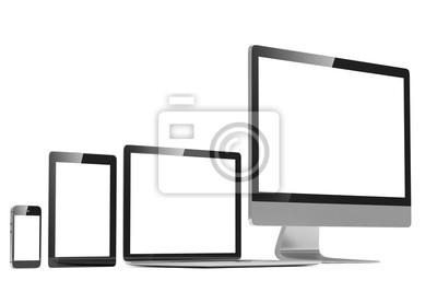 Ultimate Web Design Laptop Smartphone Tablet Computer